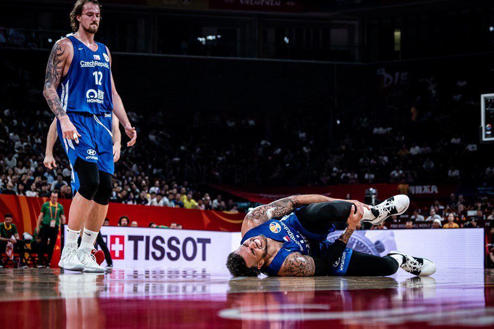 Tomas Satoransky et la République Tchèque font tomber le Brésil