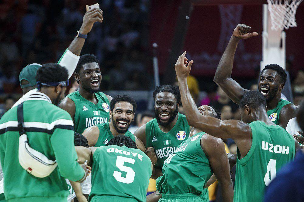 Le Nigéria domine la Chine et se qualifie pour les Jeux olympiques de Tokyo 2020