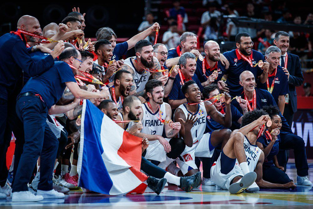 Nicolas Batum (France) :  « On a obtenu une belle victoire d'équipe aujourd'hui »