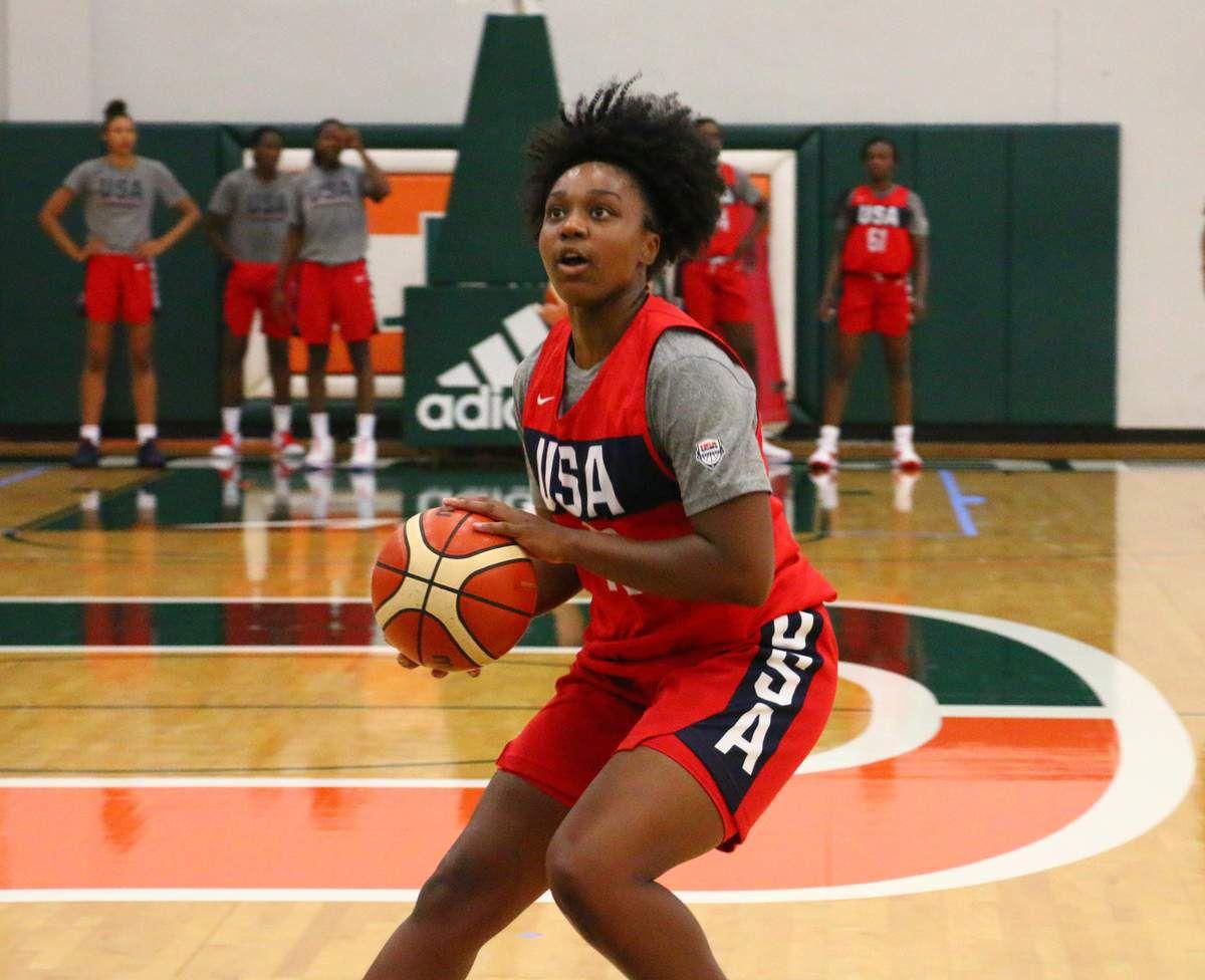 FIBA AmeriCup women 2019 : la Team USA se prépare à Miami avec quatre superstars légendaires