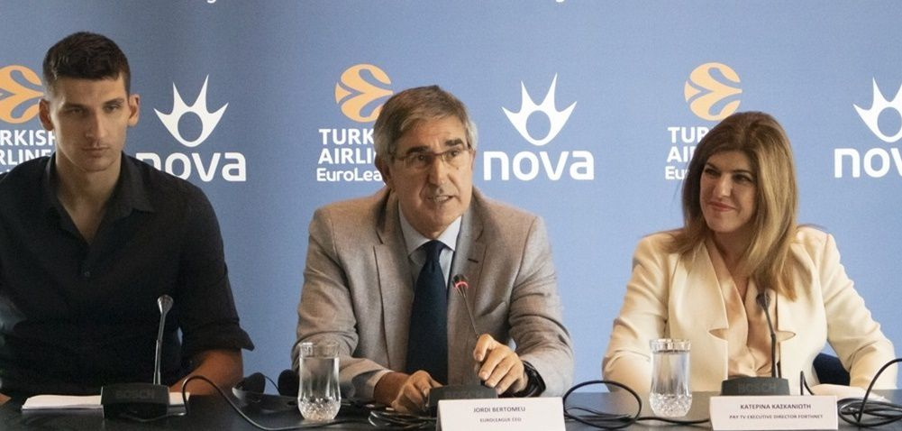 Bientôt une équipe EuroLeague à Londres ? Jordi Bertomeu est très confiant