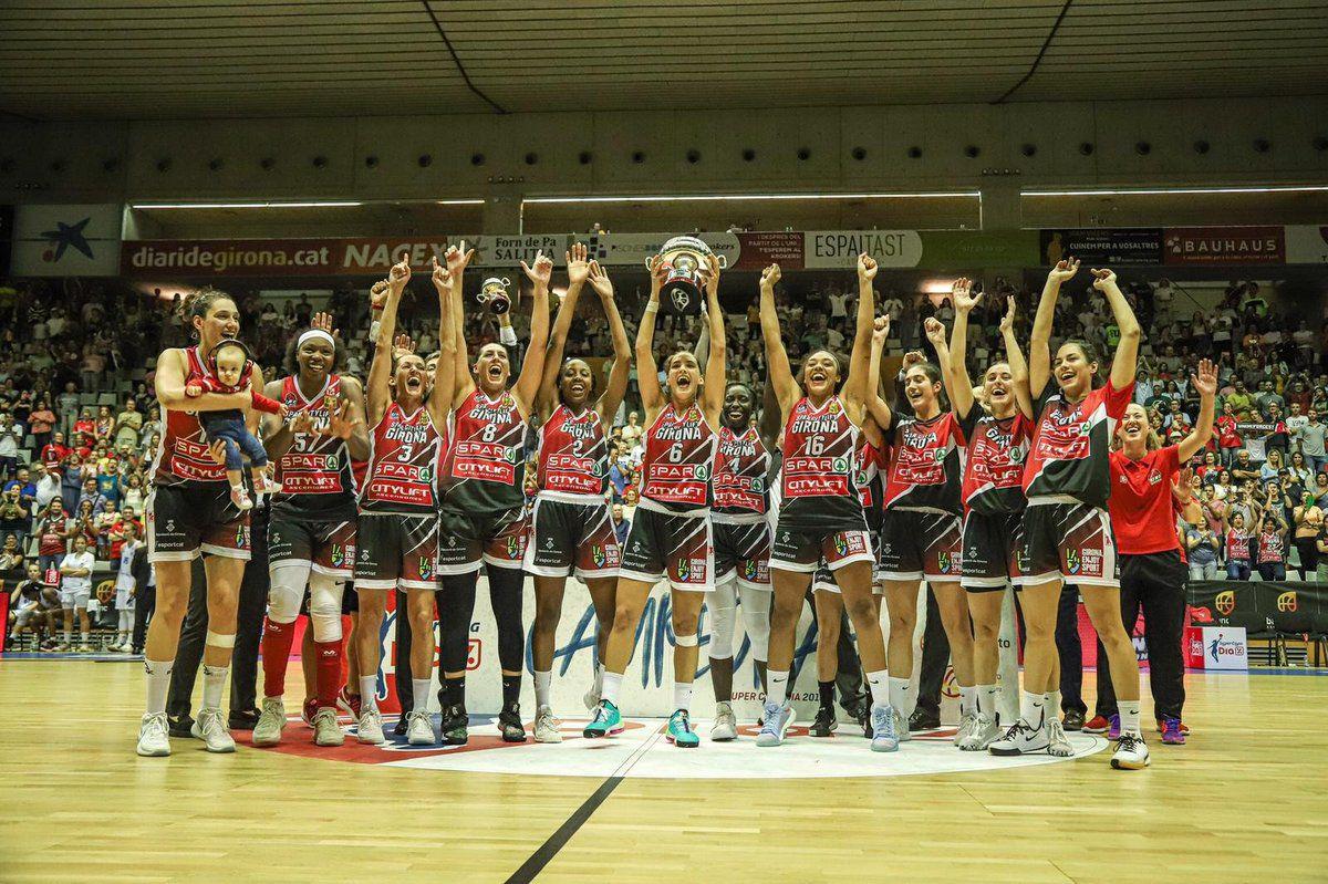 Liga DIA : Le Spar Citylift Girona remporte la SuperCoupe d'Espagne, Adaora Elonu élue MVP de la finale