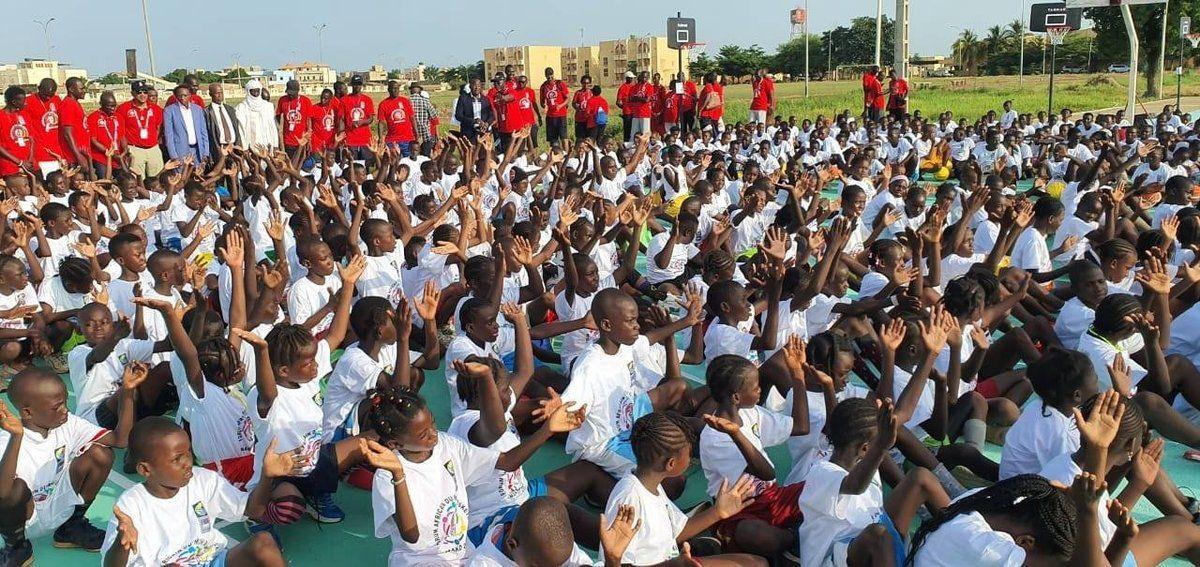 Le Forum du Minibasket africain a débuté ce jeudi à Bamako au Mali