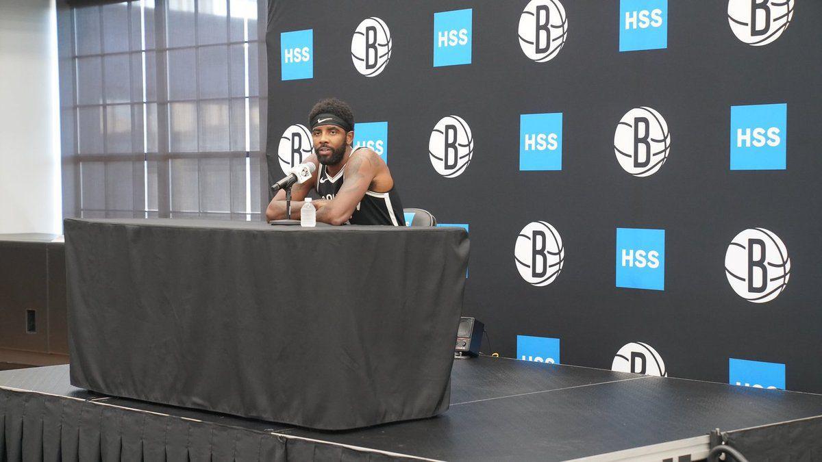 Kyrie Irving : «Nous savons tous que Kevin Durant n'était pas prêt à jouer »