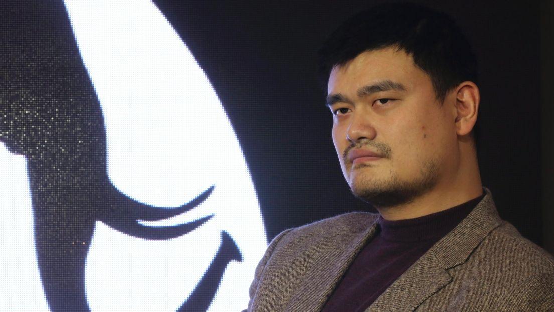 Yao Ming pourrait être un médiateur entre la Chine et la NBA