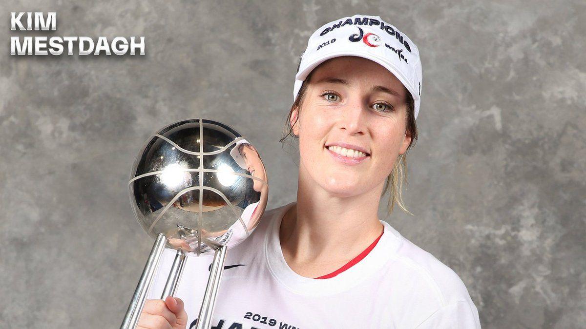 Les Mystics de Washington sacrées championnes WNBA 2019 ! Emma Meesseman élue MVP des Finales
