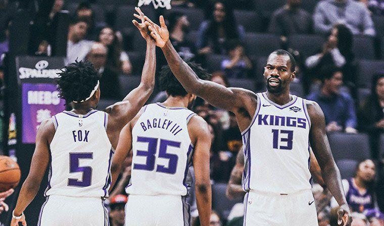 A Sacramento, les Kings veulent poursuivre leur progression