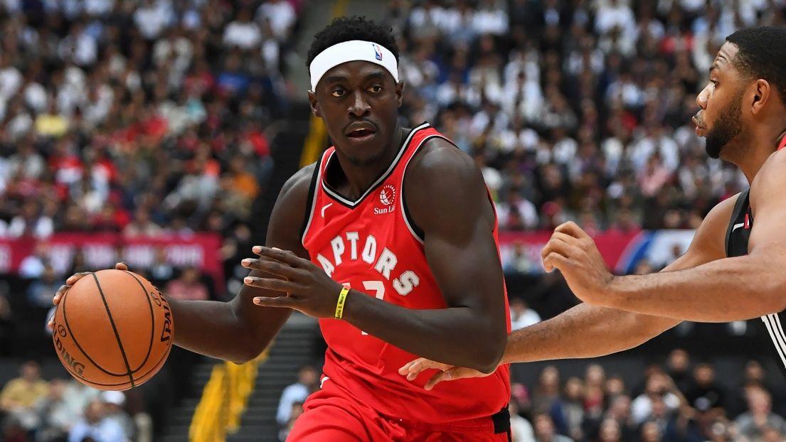 Les Raptors de Toronto seront mis à l'épreuve dans la Conférence Est