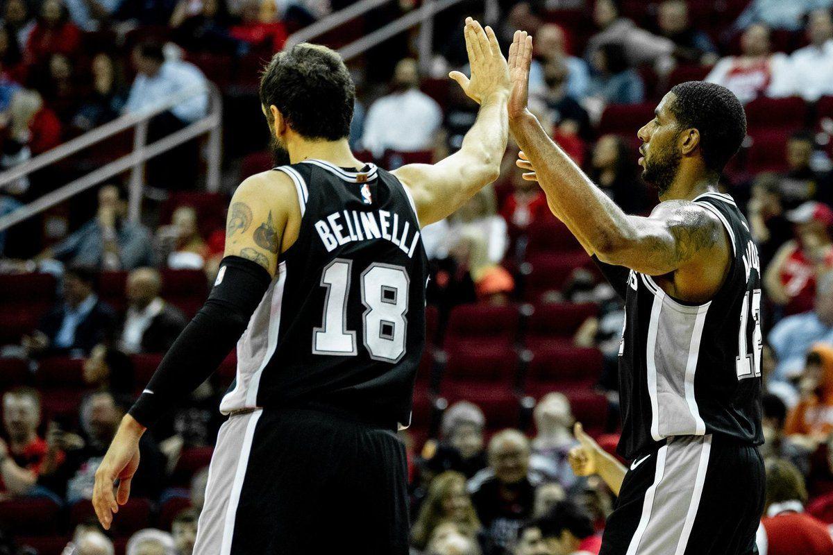 Les Spurs de San Antonio, un exemple de régularité qui n'a pas d'égal