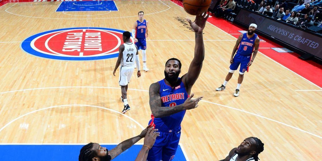 Les autres résultats de la nuit en NBA : Denver se reprend, Golden State s'enfonce davantage, Andre Drummond en mode mammouth !