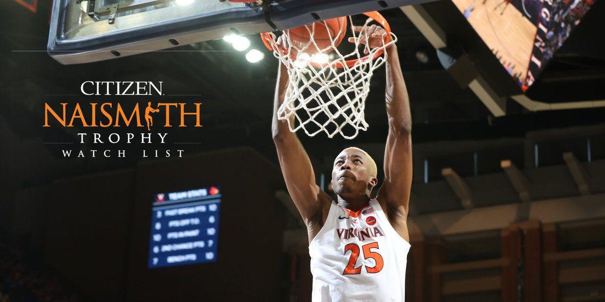 NCAA : Mamadi Diakité parmi les candidats pour le trophée du Joueur de l'année (Citizen Naismith Trophy)
