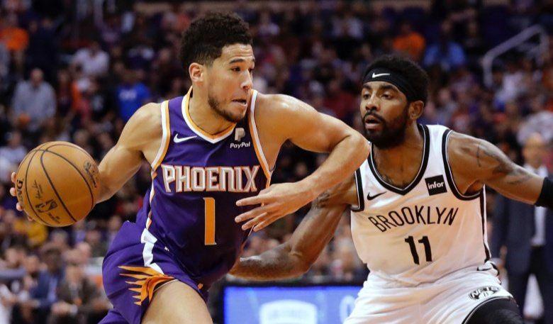 Les Suns cartonnent face aux Nets