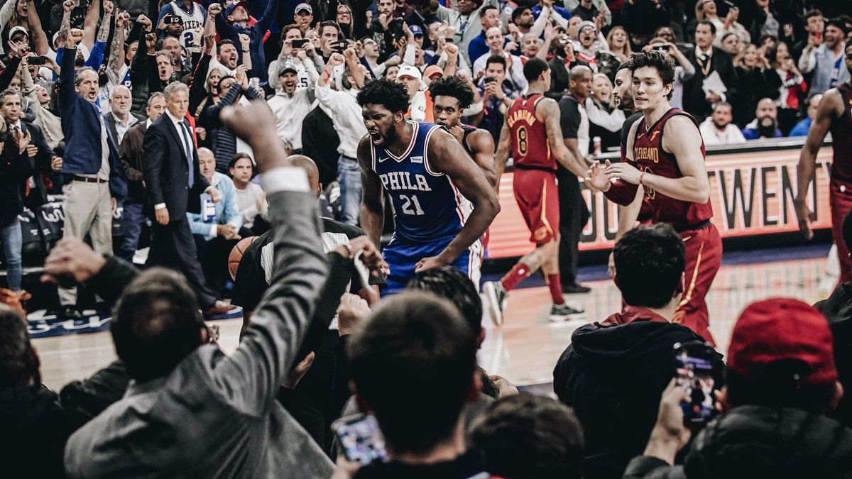 Joel Embiid offre la victoire à Philadelphie