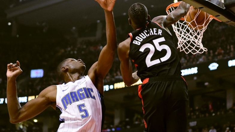 Toronto domine le Magic