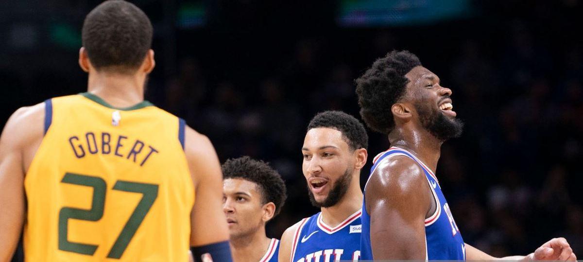 Philadelphie signe une 10ème victoire à domicile contre le Jazz
