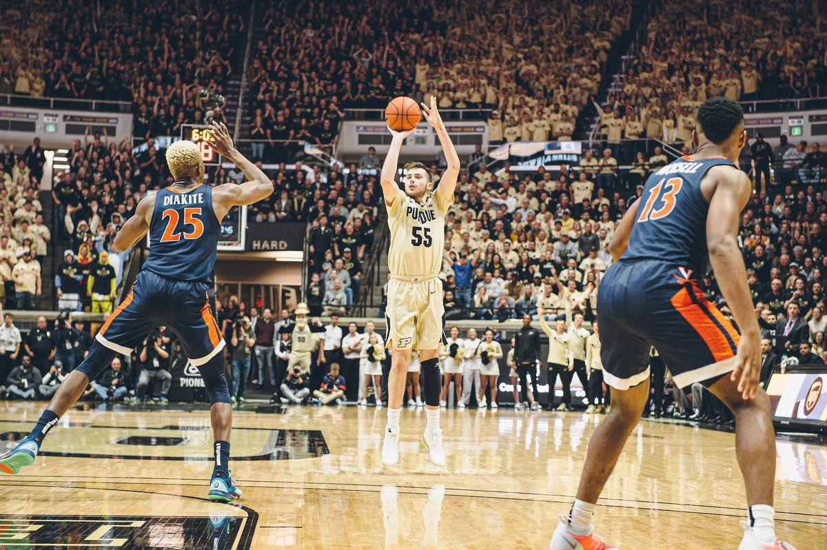 NCAA : Purdue prend sa revanche en mettant fin à la belle série de Virginia