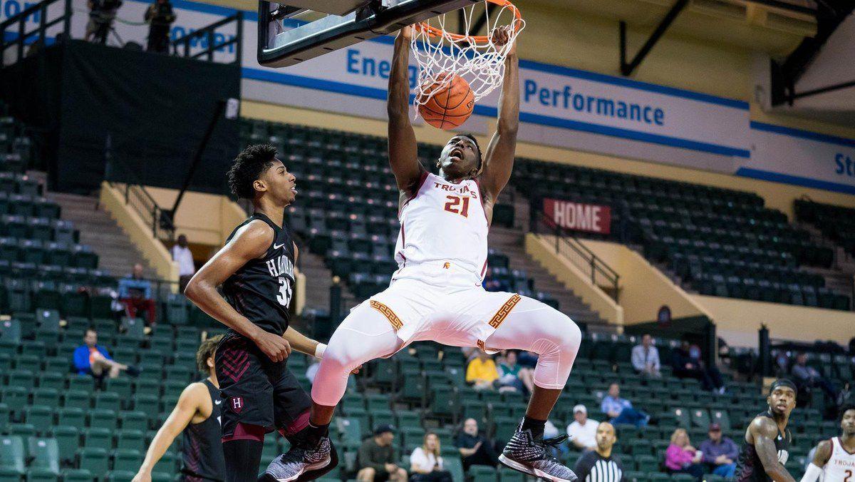 NCAA : Onyeka Okongwu, le freshman nigérian dans le Top 15 de nombreuses prédictions de la NBA Draft 2020