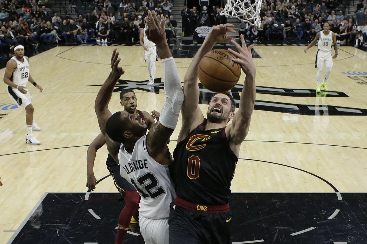 Les Cavaliers font chuter San Antonio