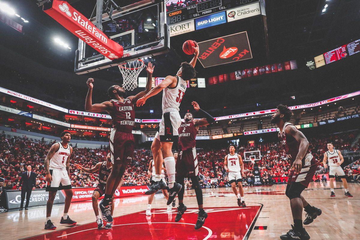 NCAA : Jordan Nwora se relance avec Louisville en signant 26 points et 7 rebonds