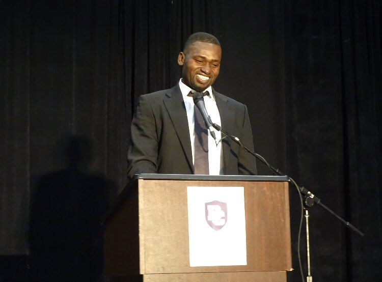 Romain Sato devient le premier basketteur intronisé Hall Of Fame de Dayton Christian School
