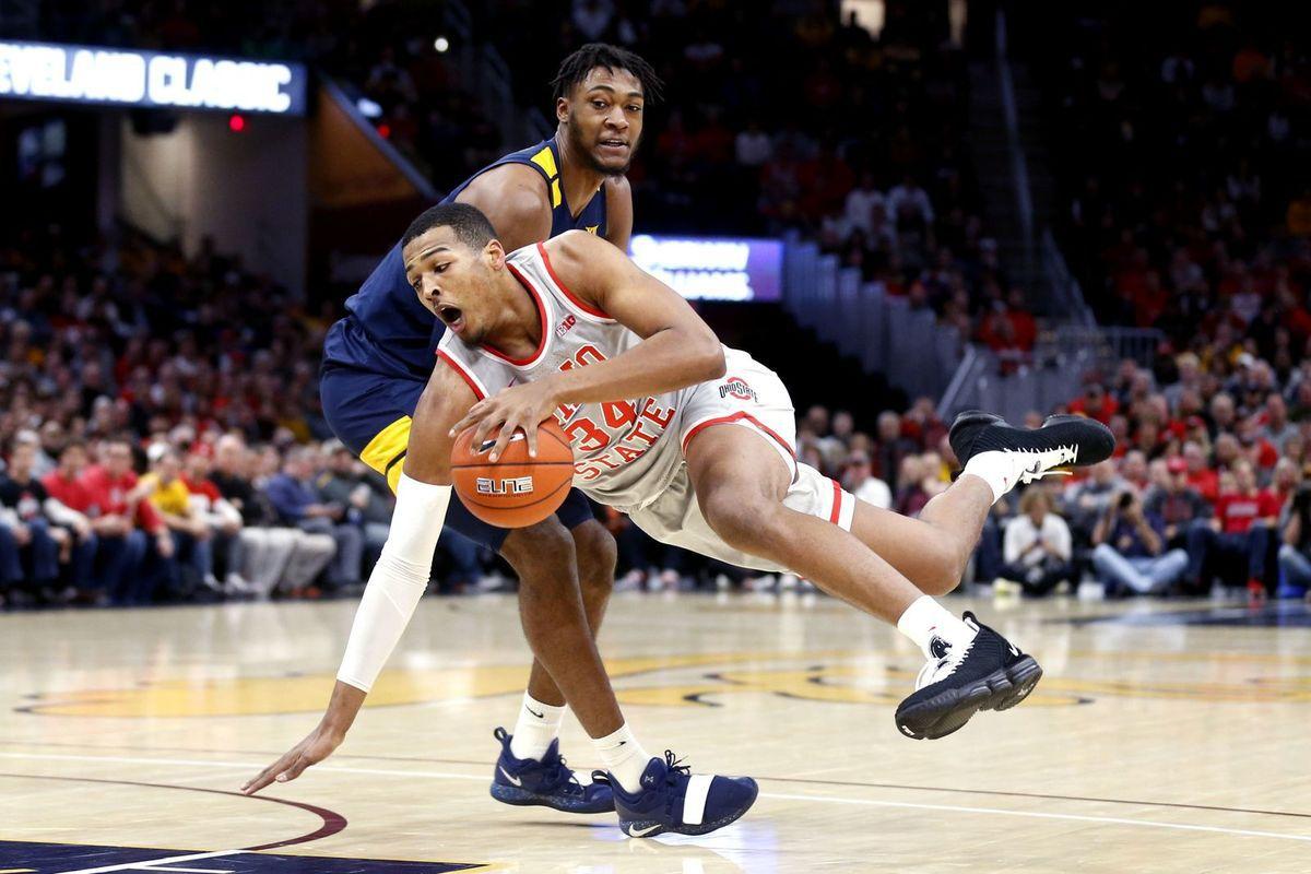 NCAA : West Virginia fait tomber Ohio State à Cleveland malgré le non match de Oscar Tshiebwe