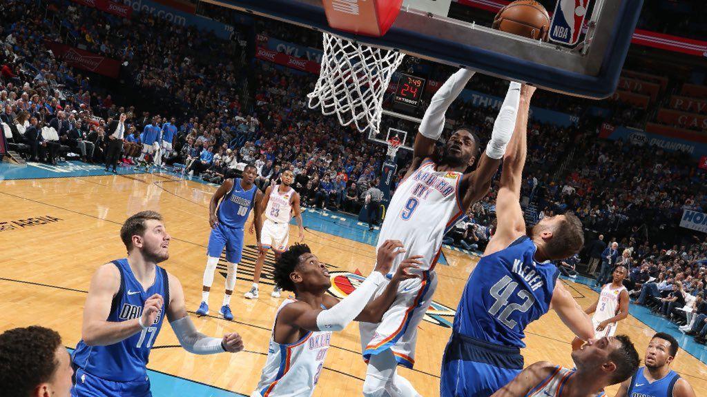 Résumé de la nuit en NBA : l'Oklahoma City ne plaisante pas, Houston corrige Denver, Toronto ne faiblit pas