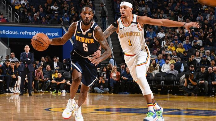 Les Nuggets font craquer Golden State en prolongation