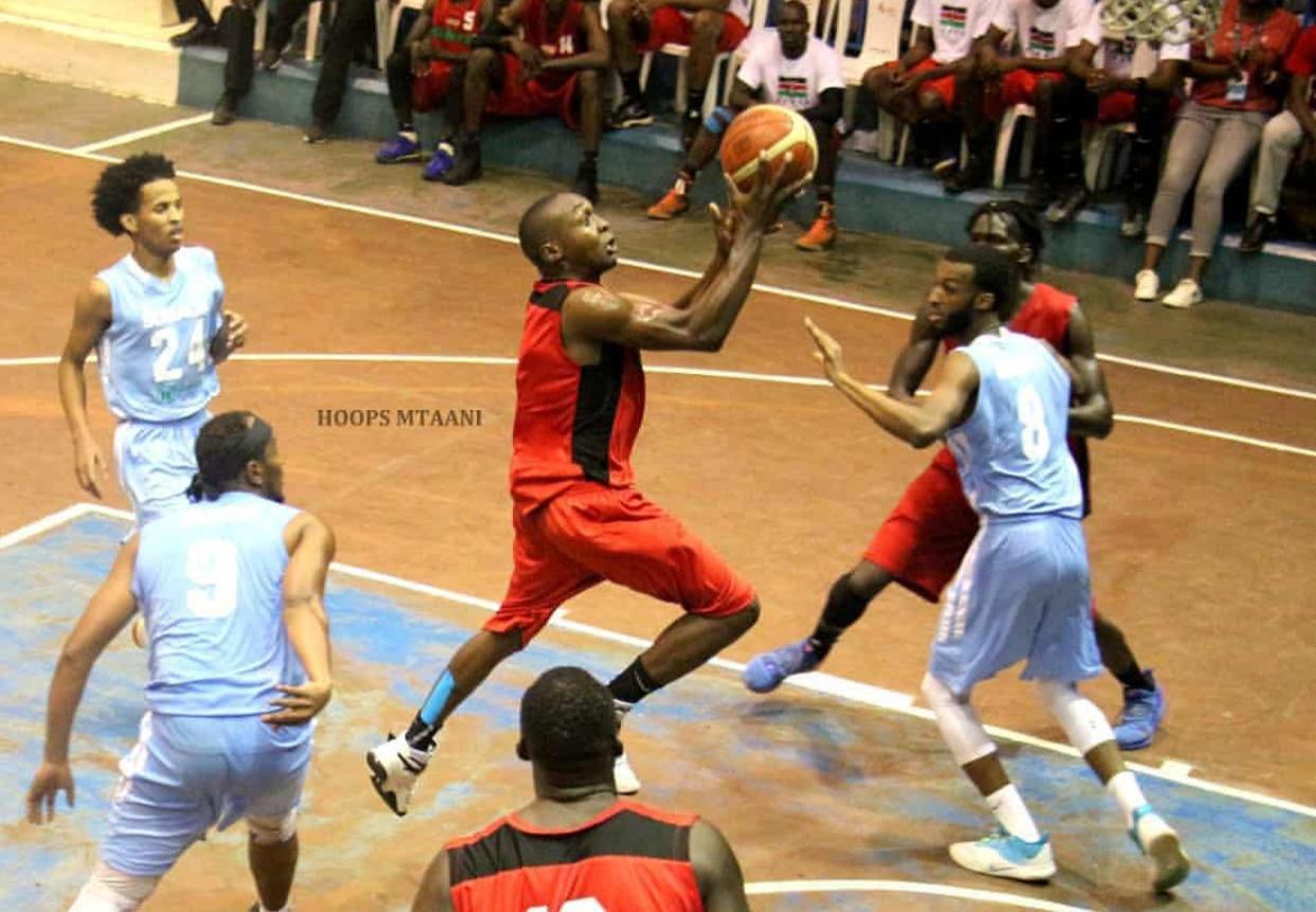 Pré-qualification Afrobasket 2021 : le Sud-Soudan et le Kenya prolongent leur série de victoire