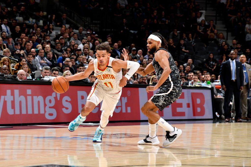 Trae Young et les Hawks gagnent enfin chez les Spurs après 23 années de disette