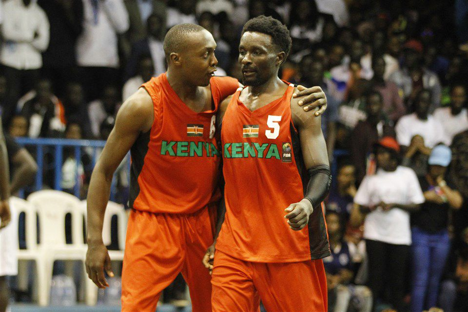 Le Kenya se qualifie pour les Éliminatoires pour le FIBA AfroBasket 2021