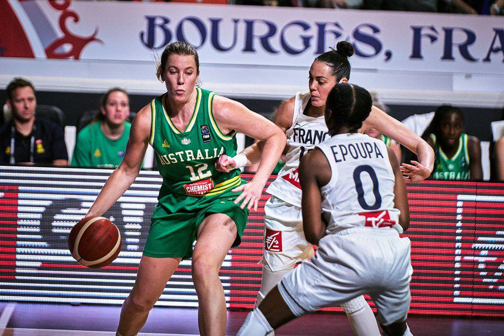 TQO féminin 2020 (Groupe A) : la France fait tomber l'Australie de Liz Cambage
