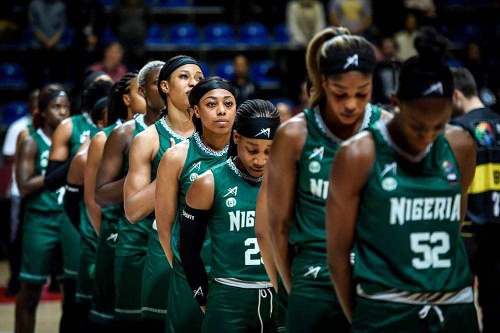 Les D'Tigress du Nigéria rejoignent leurs homologues masculins aux Jeux Olympiques de Tokyo 2020