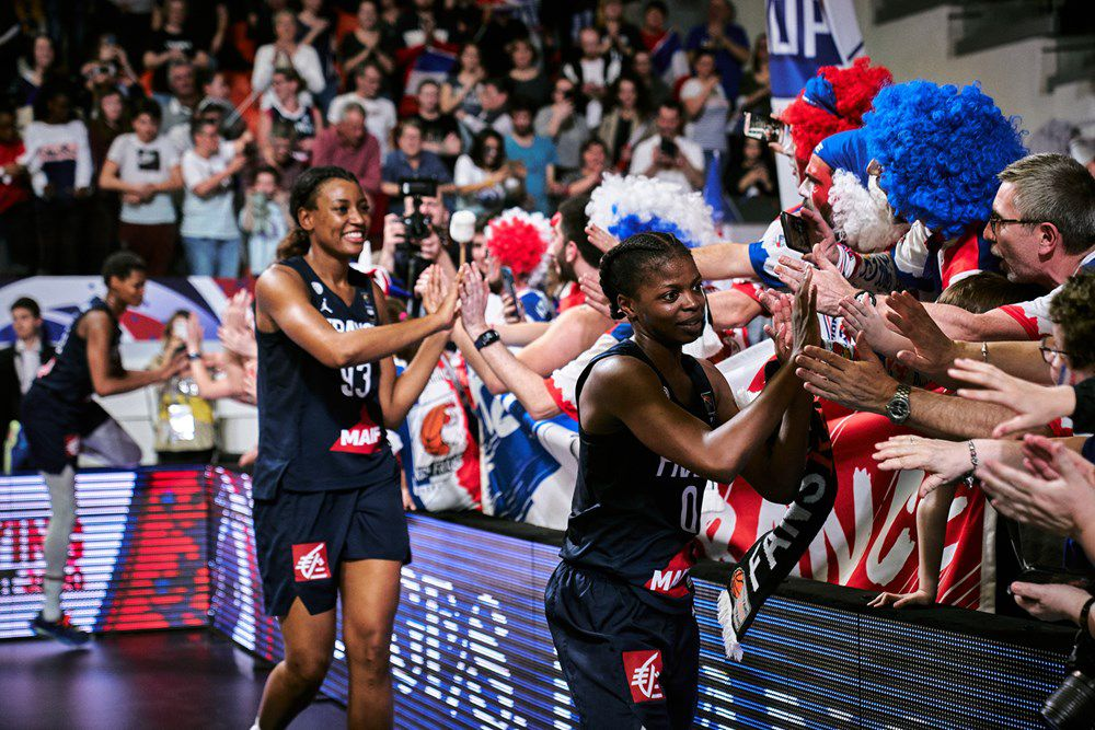 TQO féminin 2020 (Bourges) : la France décroche son ticket pour les Jeux Olympiques de Tokyo