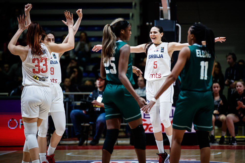 TQO féminin 2020 (Belgrade) : les D'Tigress du Nigéria qualifiées pour les Jeux Olympiques de Tokyo