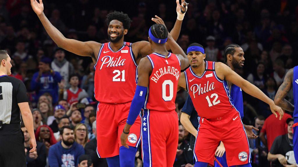 Joel Embiid et Ben Simmons mènent Philadelphie face aux Clippers
