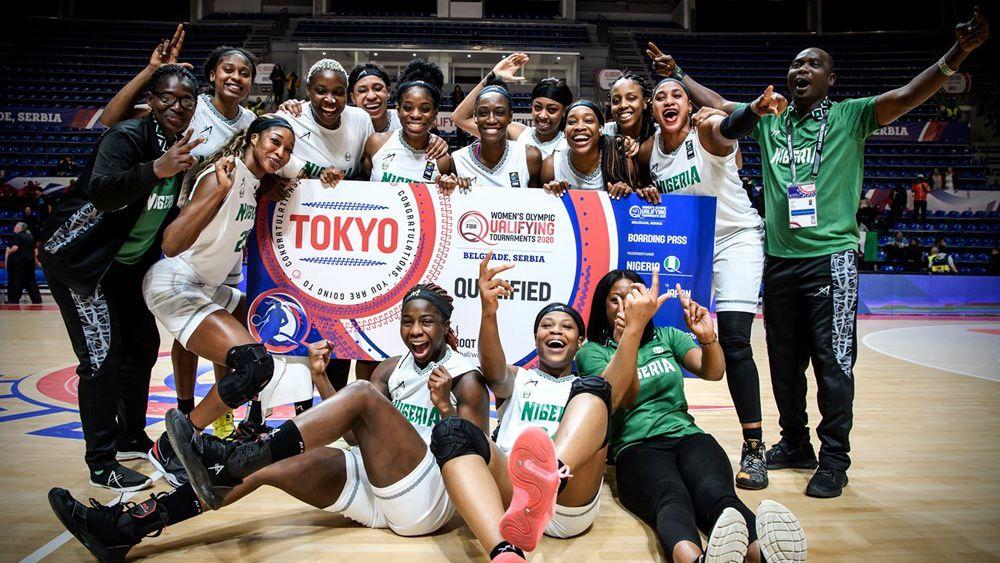 FIBA World Ranking : le Nigéria gagne 3 places et devient le n°14 mondial