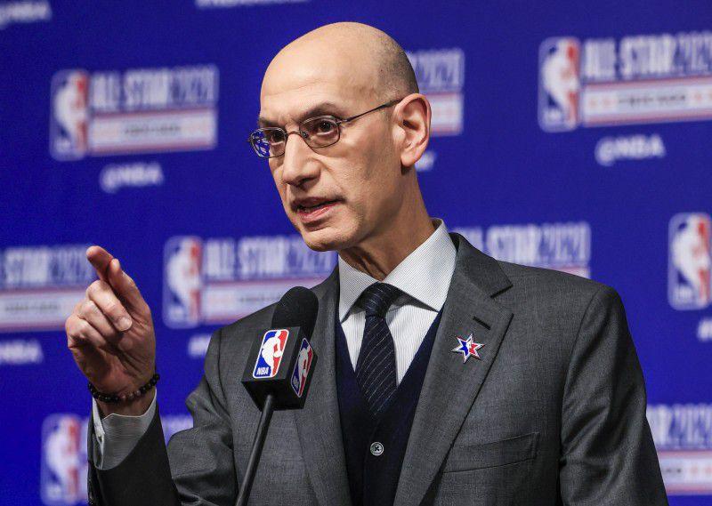 La NBA a perdu « plusieurs centaines de millions dollars » en Chine