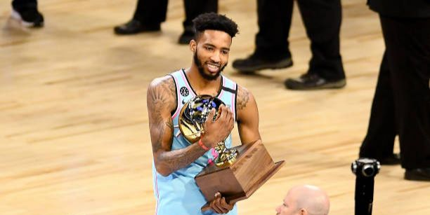 All-Star Game 2020 : Derrick Jones Jr. remporte le concours de dunks