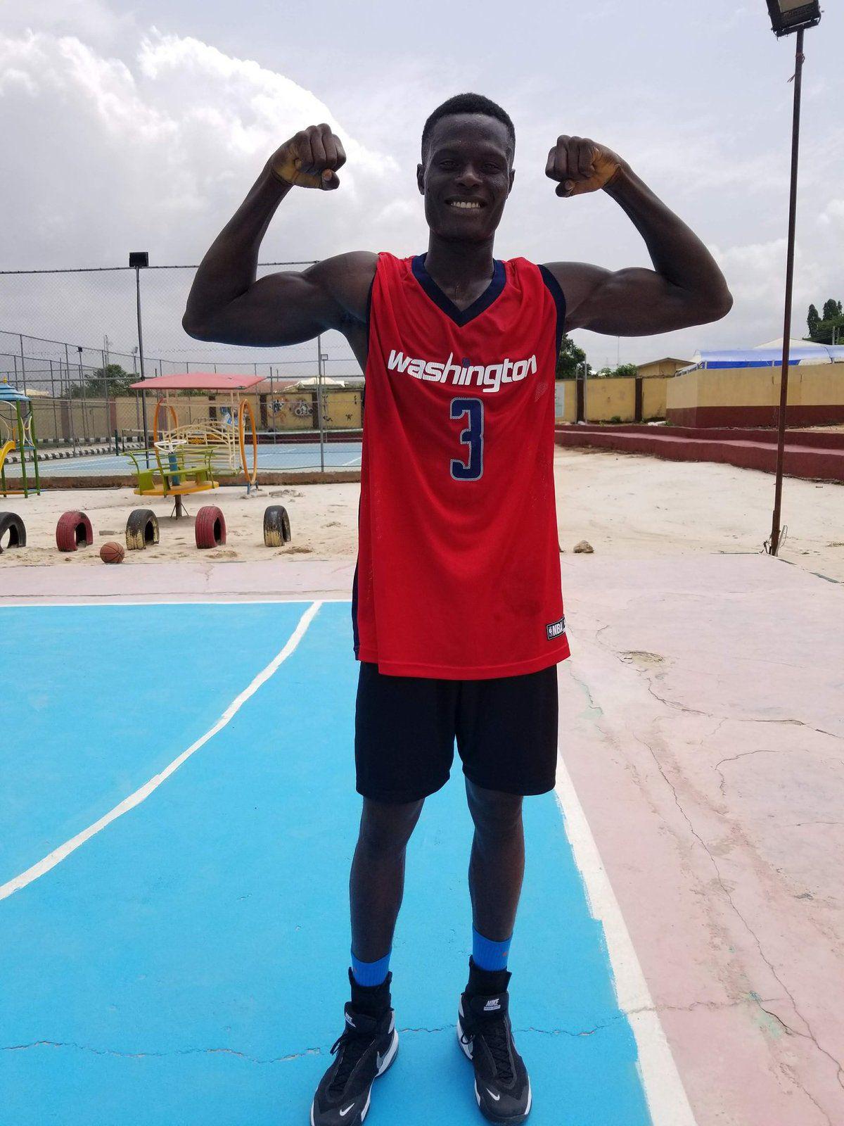 NCAA : recruté à Owerri au Nigéria, Gideon George rejoint les Cougars de BYU en Division I