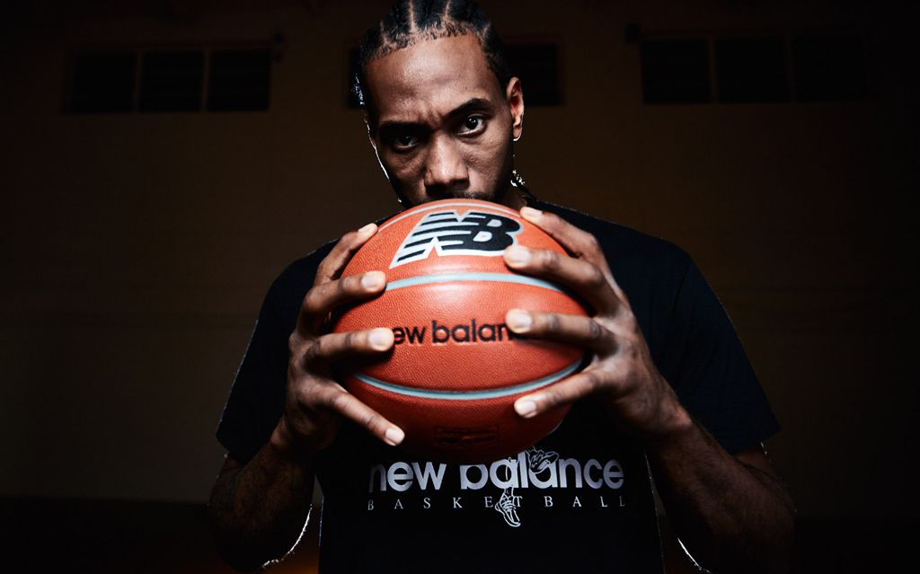 New Balance devient un partenaire marketing officiel de la NBA