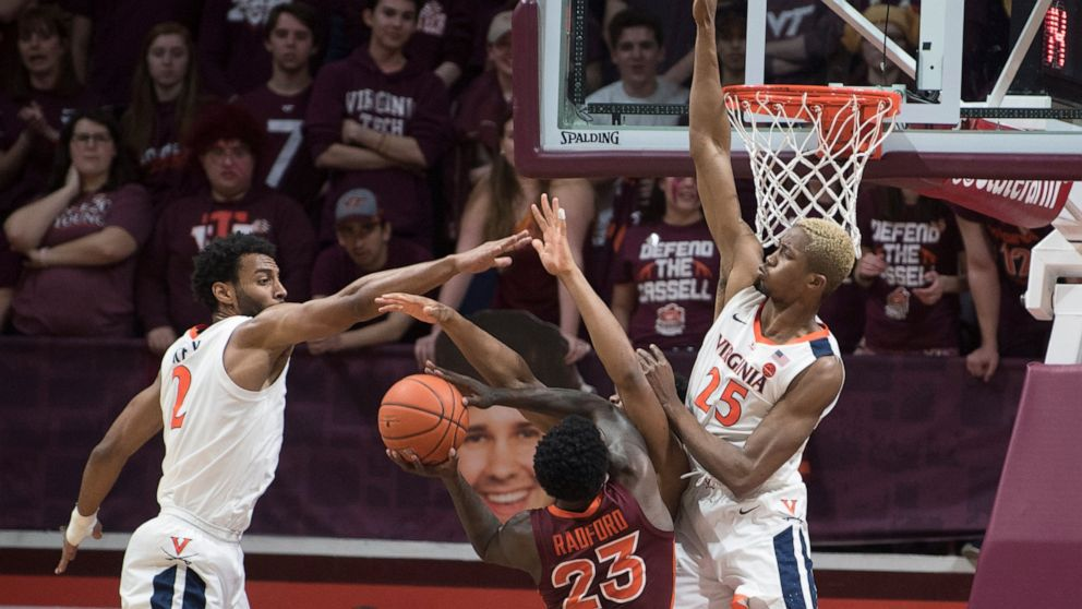 NCAA : Mamadi Diakité étincelant sur le parquet de Virginia Tech