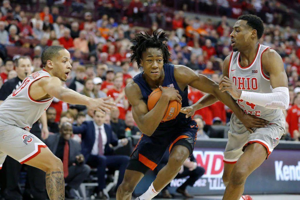 NCAA : le sophomore Ayo Dosunmu devrait bientôt annoncer sa décision