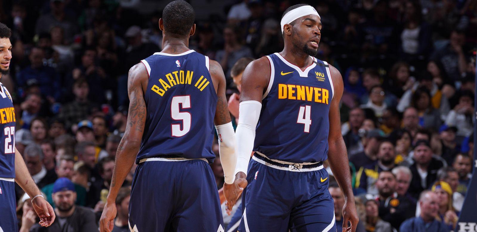 COVID-19 : les joueurs NBA tentent de garder la forme