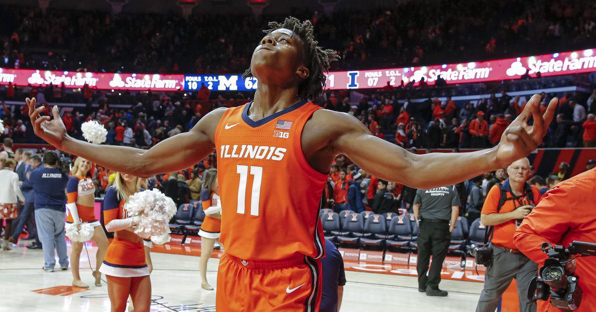 NCAA : Ayo Dosunmu se présente à la NBA Draft 2020