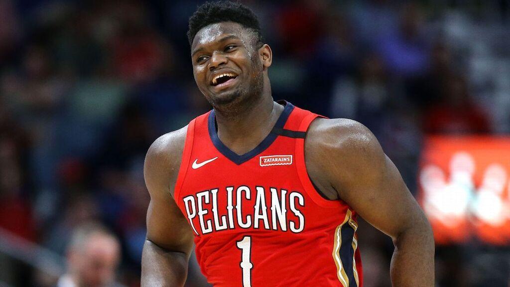 Zion Williamson déjà prêt à rejouer si la NBA venait à reprendre maintenant
