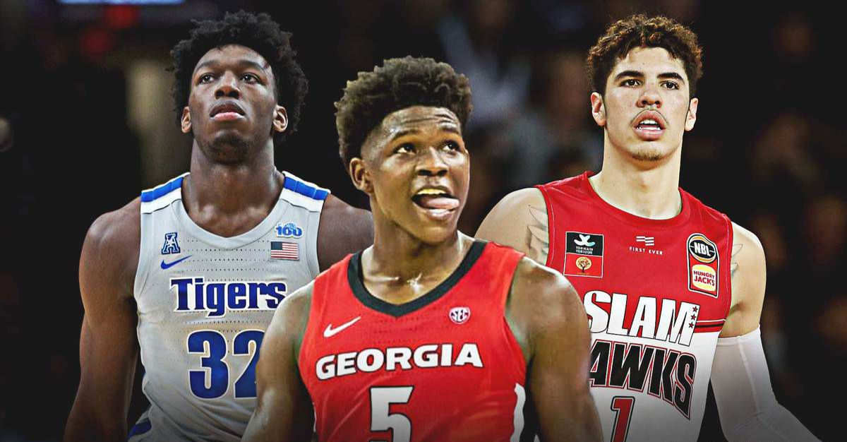 La NBA Draft 2020, le repêchage de tous les dangers
