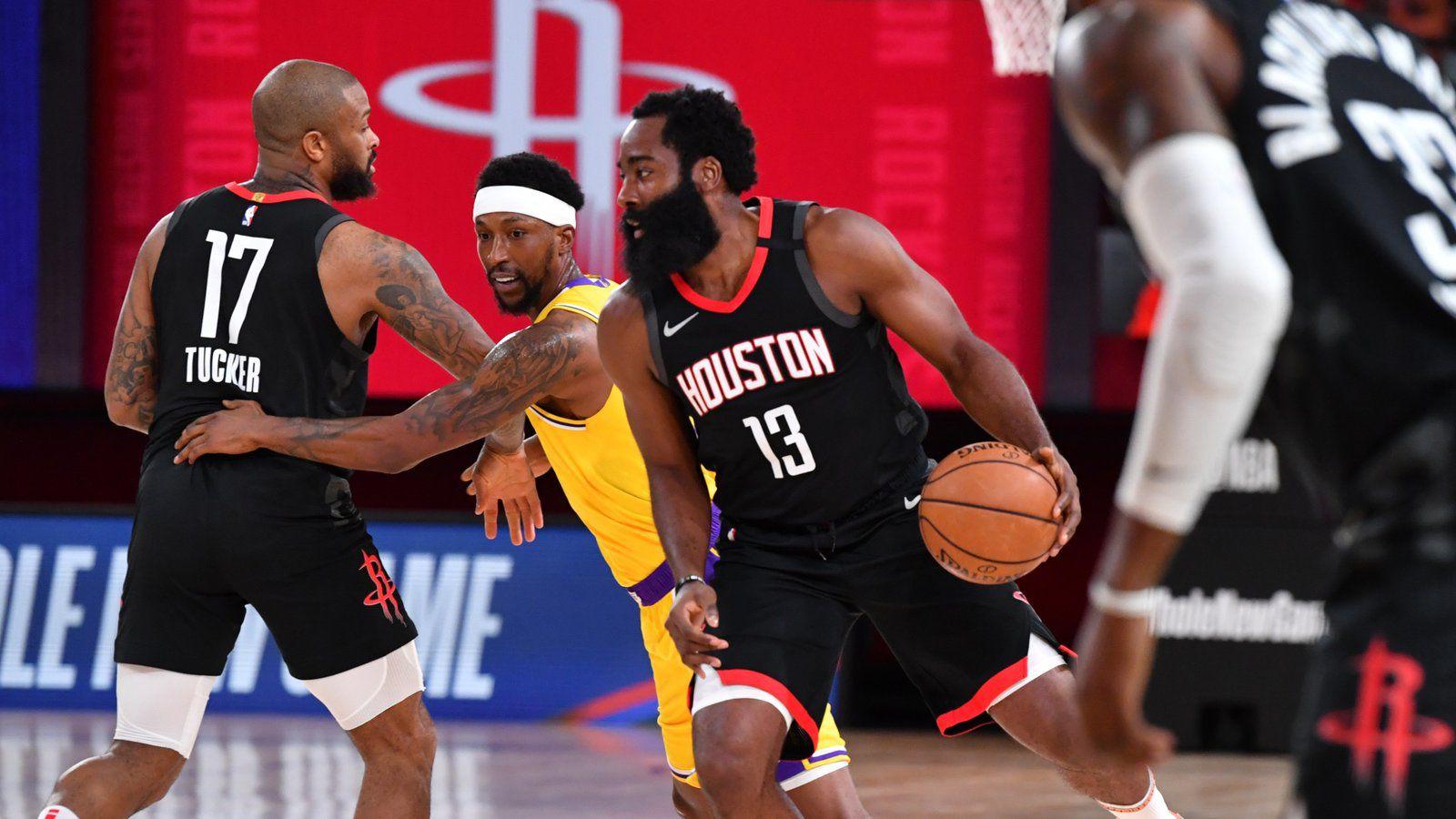 Houston profite de l'absence de LeBron James pour infliger aux Lakers un deuxième revers en deux jours