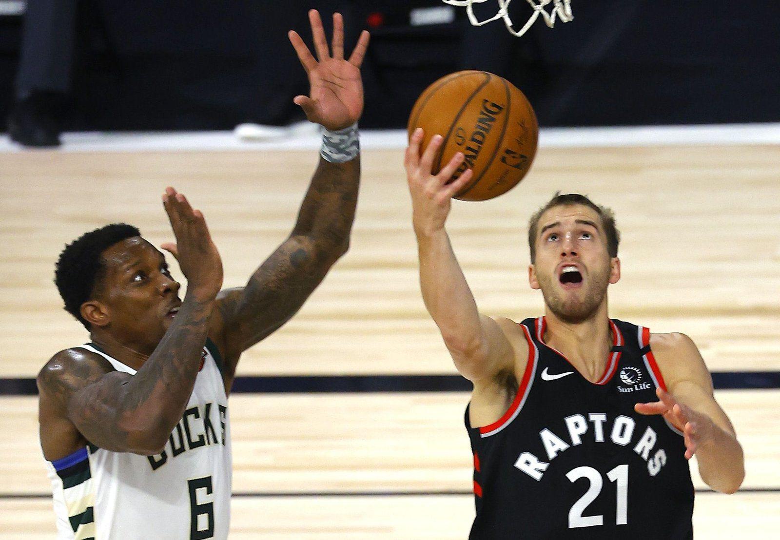 Les Raptors remportent une cinquième victoire en six matchs dans la bulle