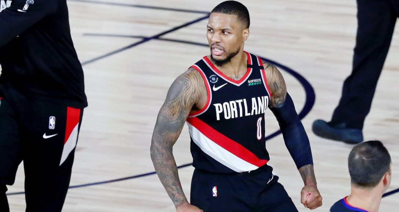 Damian Lillard demande du respect en égalant son record en carrière (61 points) face à Dallas