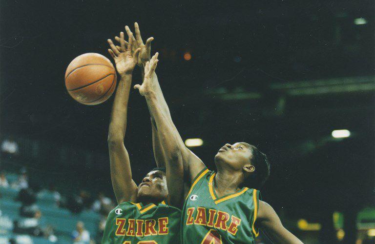 Comment les Jeux Olympiques de 1996 ont changé la vie de Mwadi Mabika